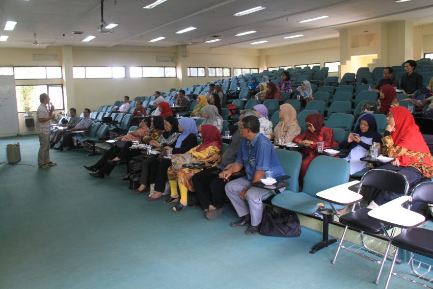 Pelaksanaan Kegiatan Coaching for Research Proposal dan Coaching for Academic Publication