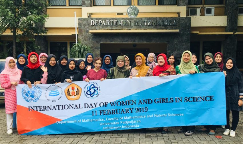 International Day for Women & Girls in Science 2019