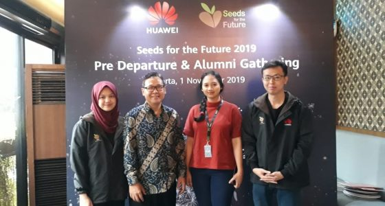 Huawei Seeds For The Future 2019: FROM Indonesia to China